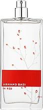 Духи, Парфюмерия, косметика Armand Basi In Red - Туалетная вода (тестер без крышечки)