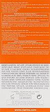 Солнцезащитный крем для лица - Clarins Sun Care Dry Touch Face Cream SPF 50+ — фото N3