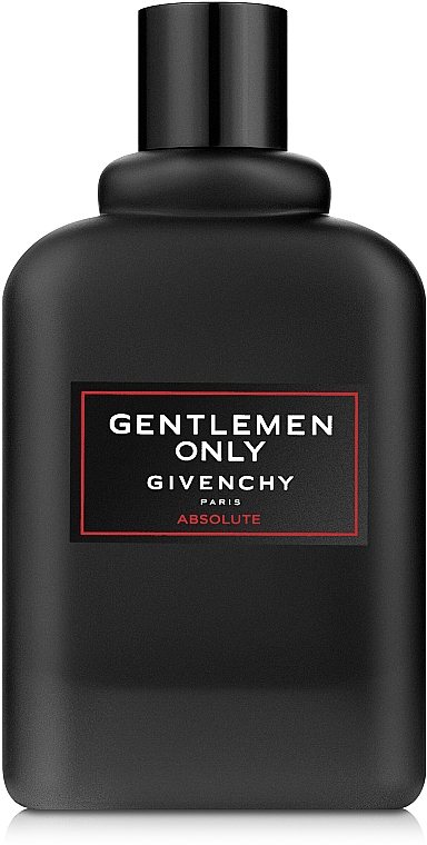 Givenchy Gentlemen Only Absolute - Парфюмированная вода