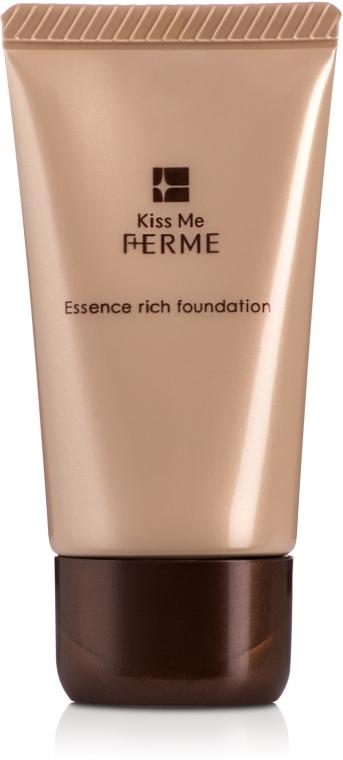 Основа тональная питательная - Isehan Ferme Essence Rich Foundation UV22