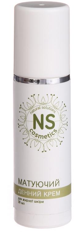 "Дневной крем ""Матирующий"" - NS Cosmetics Oil Free"