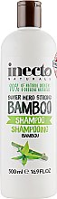 Духи, Парфюмерия, косметика Укрепляющий шампунь для волос с экстрактом бамбука - Inecto Naturals Bamboo Shampoo