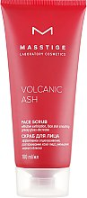 Духи, Парфюмерия, косметика Скраб для лица - Masstige Volcanic Ash Face Scrub