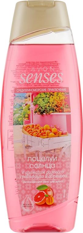 Гель для душа - Avon Senses Sunkissed Moments Shower Gel