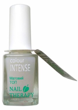 Матовый топ - Colour Intense Nail Therapy