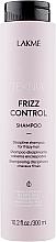 Духи, Парфюмерия, косметика Бессульфатный дисциплинирующий шампунь для непослушных или вьющихся волос - Lakme Teknia Frizz Control Shampoo