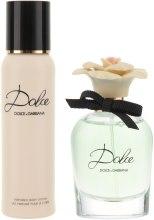 Духи, Парфюмерия, косметика Dolce&Gabbana Dolce - Набор (edp/50ml + b/lotion/100ml)