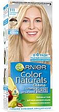 Парфумерія, косметика Стійка крем-фарба з трьома маслами - Garnier Color Naturals