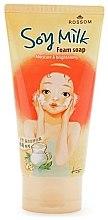 Духи, Парфюмерия, косметика Пенка для умывания с экстрактом сои - Mukunghwa Soy Milk Foam Soap