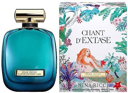 Nina Ricci Chant d'Extase - Парфюмированная вода