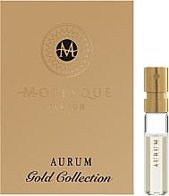 Духи, Парфюмерия, косметика Moresque Aurum - Парфюмированная вода (пробник)