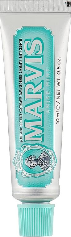 """Зубная паста """"Анис и мята"""" - Marvis Anise Mint (мини)"""