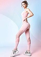 """Духи, Парфюмерия, косметика Леггинсы для женщин """"Sport Rete Essential"""", blossom - Giulia"""