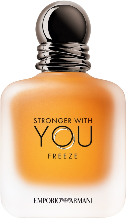 Giorgio Armani Emporio Armani Stronger With You Freeze - Туалетная вода