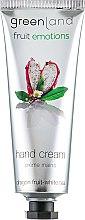 """Духи, Парфюмерия, косметика Крем для рук """"Питайя-Белый чай"""" - Greenland Hand Cream Dragon Fruit-White Tea"""
