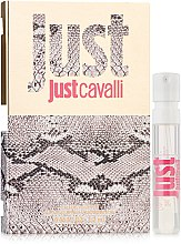Духи, Парфюмерия, косметика Roberto Cavalli Just Cavalli - Туалетная вода (пробник)