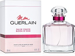 Духи, Парфюмерия, косметика Guerlain Mon Guerlain Bloom of Rose - Туалетная вода