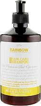 """Духи, Парфюмерия, косметика Шампунь для волос """"Молоко и мед"""" - Rainbow Professional Hair Care Shampoo"""