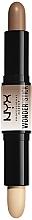 Духи, Парфюмерия, косметика Двойной карандаш для контурирования - NYX Professional Makeup Wonder Stick