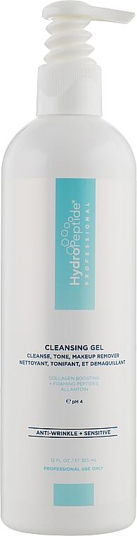 Очищающий гель с эффектом тонизации - HydroPeptide Cleansing Gel — фото N1