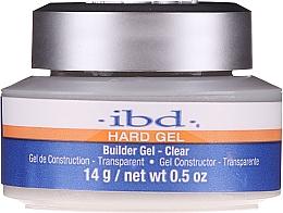 Духи, Парфюмерия, косметика Конструирующий гель, прозрачный - IBD Hard Gel LED/UV French Xtreme Clear