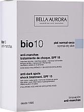 Духи, Парфюмерия, косметика Флюид для лица - Bella Aurora Bio10 Anti Spots Serum