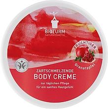 """Духи, Парфюмерия, косметика Крем для тела """"Гранат"""" - Bioturm Pomegranate Body Cream"""
