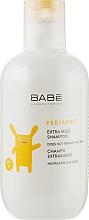 Духи, Парфюмерия, косметика Детский экстрамягкий шампунь с кондиционером - Babe Laboratorios Extra Mild Shampoo