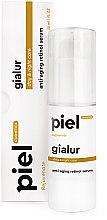 Антивікова зволожуюча сироватка гіалуронової кислоти з колагеном і еластином ретинолом - Piel cosmetics Rejuvenate Piel Gialur — фото N1