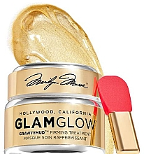 "Духи, Парфюмерия, косметика Маска для лица ""Мерлин"" - Glamglow Gravitymud Marilyn Monroe Gravity Gold"