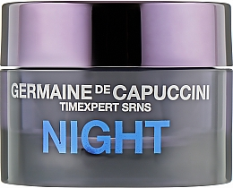 Духи, Парфюмерия, косметика Крем ночной супервосстанавливающий - Germaine de Capuccini Night High Recovery Comfort Cream