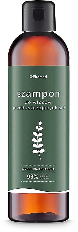 Шампунь для жирных волос - Fitomed Herbal Shampoo For Oily Hair