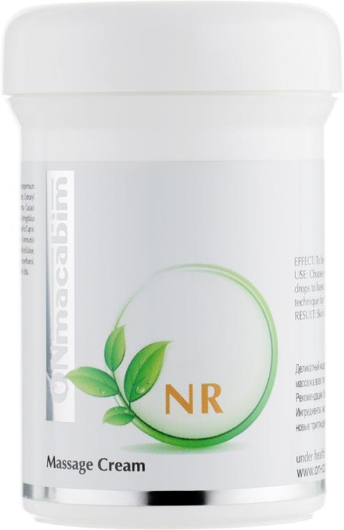 Массажный крем - ONmacabim NR Massage Cream