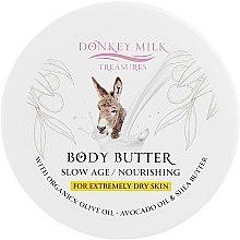 Духи, Парфюмерия, косметика Баттер с молоком ослицы для очень сухой кожи тела - Pharmaid Body Butter Slow Age