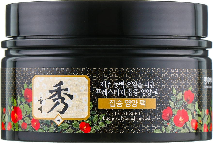 Интенсивная питательная маска - Daeng Gi Meo Ri Dlae Soo Nourishing Pack