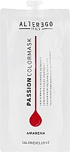 Парфумерія, косметика Тонуючий кондиціонер - Alter Ego Be Blonde Passion Color Mask