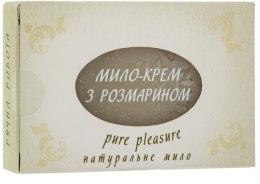 Духи, Парфюмерия, косметика РАСПРОДАЖА Крем-мыло с розмарином - Harmonia Soap *