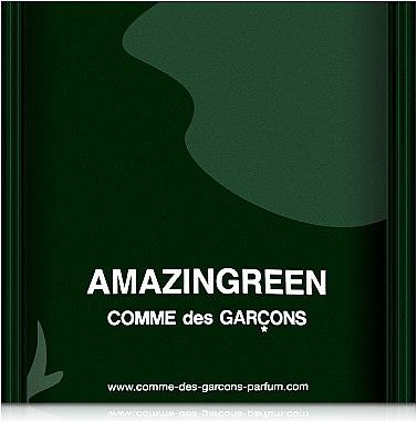 Comme des Garcons Amazingreen - Парфюмированная вода (пробник)
