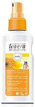 Духи, Парфюмерия, косметика УЦЕНКА Солнцезащитный спрей - Lavera Sun Spray SPF 20 *