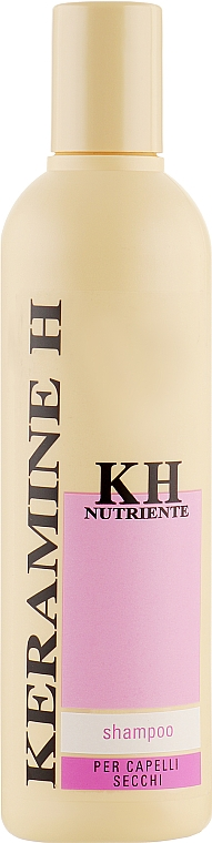 Шампунь питательный - Keramine H Shampoo Nutriente