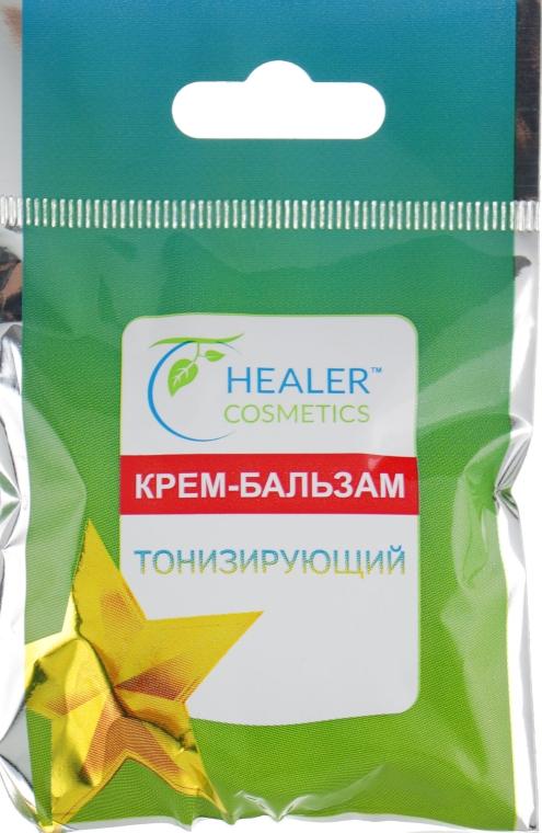 Крем-бальзам тонизирующий и от укусов насекомых - Healer Cosmetics