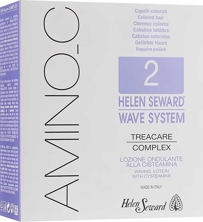 Делікатний лосьйон для перманентної завивки фарбованого волосся - Helen Seward Wave System AMINO_C 2 — фото N1
