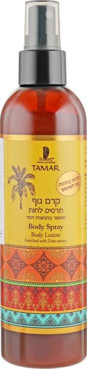 Лосьон-спрей для тела с экстрактом финика - Schwartz Tamar Line Body Spray