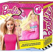 Духи, Парфюмерия, косметика Набор - Admiranda Barbie (sh/gel/300ml + bath sponge)