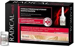 Духи, Парфюмерия, косметика Комплекс для стимуляции роста волос - Farmona Radical Med Stimulating New Hair Growth Treatment