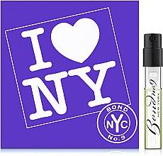Духи, Парфюмерия, косметика Bond No9 I Love New York for Holidays - Парфюмированная вода (пробник)