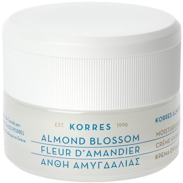 Увлажняющий крем с соцветиями миндаля для сухой и очень сухой кожи - Korres Almond Blossom Moisturising Cream