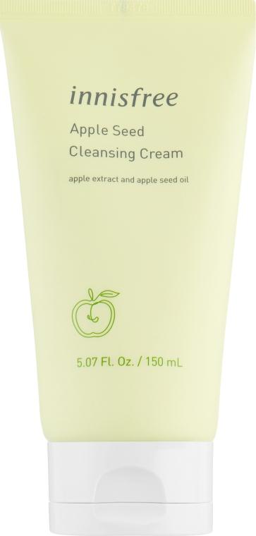 Очищающий крем с экстрактом яблока - Innisfree Apple Seed Cleansing Cream