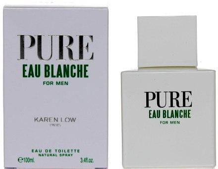 Karen Low Pure Eau Blanche - Туалетная вода