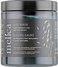 Духи, Парфюмерия, косметика Маска для волос с экстрактом овса и растительным комплексом - Melica Hair Mask